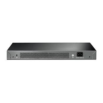 Tp-Link T2600G-28TS (TL-SG3424) 24 Port Gigabit 4 Port SFP L2 Managed Switch