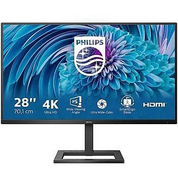 Philisp 288E2UAE/00 28 inch 3840x2160 4ms 4K Multimedia HDMI DP IPS Monitör
