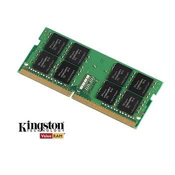 Kingston KVR24S17D8/16 16 GB DDR4 2400MHZ CL17 Notebook Bellek