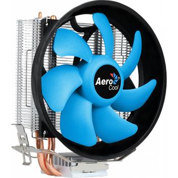 Aerocool AE-CC-VERKHO2P Verkho2 Plus 12cm Fanlý AMD/INTEL Ýþlemci Soðutucusu