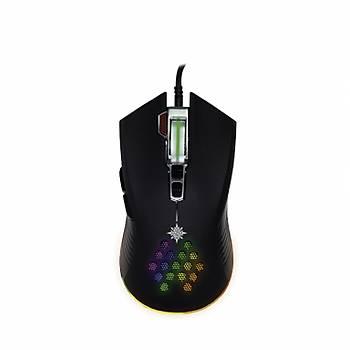Inca IMG-347 USB Empousa RGB 7200Dpi 8 Tuþlu Macro Keys Profesional Kablolu Oyuncu Mouse