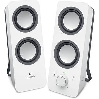 Logitech 980-000811 Z200 1+1 1.2W Rms Beyaz Hoparl鰎