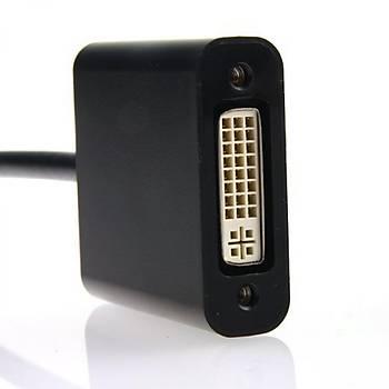 Dark DK-HD-ADPXDVIAC DISPLAY PORT to DVI-D 24+5 Erkek-Diþi Aktif Dönüþtürücü Adaptör