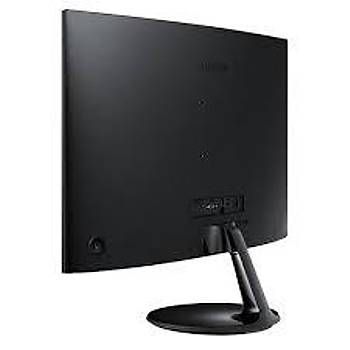 Samsung LC24F390FHMXUF 23.5 inch 1920X1080 4ms VGA HDMI Curved Monitör