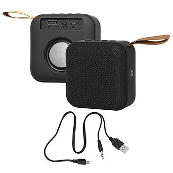 Frisby FS-180BT-B 3W SF USB Kart Okuyuculu Bluetooth Siyah Hoparlör