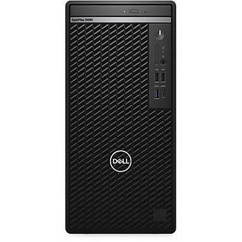 Dell N010O5080MT OptiPlex 5080 MT CI5 10500 8GB 256GB SSD Win10 Pro Masaüstü Bilgisayar