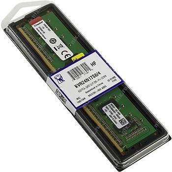 Kingston KVR24N17S6/4 4 GB DDR4 2400MHZ CL17 Bilgisayar Bellek