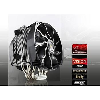 Xigmatek SS1484 Intel/Amd 12 cm Fan Ýþlemci Soðutucusu