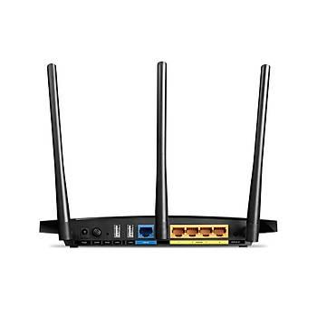 Tp-Link ARCHER C7 Ac1750 2./4/5Ghz  4Port 3 Antenli Access Poýnt