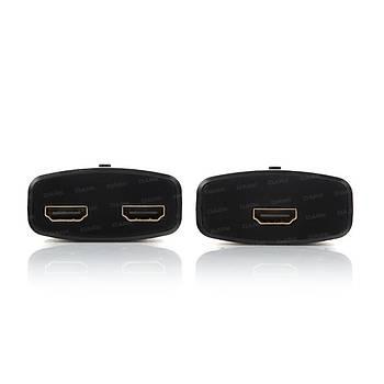 Dark DK-HD-SW201 2 Giriþli 1 Çýkýþlý 4K Ýki Yönlü HDMI Sinyal Seçici Switch