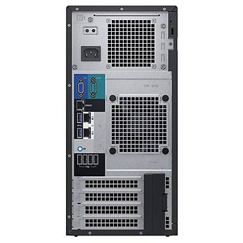 Dell PET140M2 VSP T140 E-2124 8 GB 2x1 TB 365W Siyah Tower Sunucu