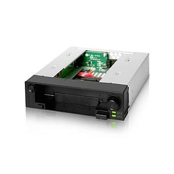 Icy Dock MB971SP-B Duo Swap 3.5 - 2.5 inch x 2 Yuva 5.25 inch Çevirici Disk Kýzaðý