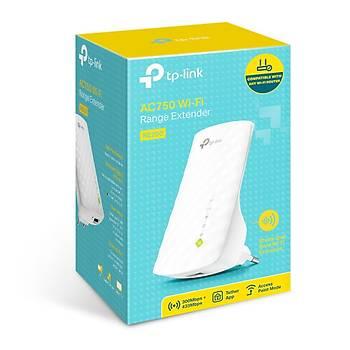 Tp-Link RE200 750Mbps 2.4Ghz/5Ghz Wifi Menzil Geniþletici