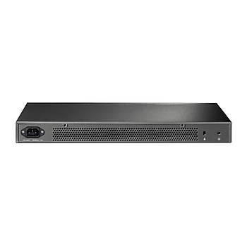 Tp-Link T2600G-52TS (TL-SG3452) 48 Port Gigabit L2 Managed 4 Port Sfp Switch