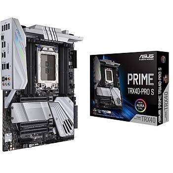 Asus PRIME TRX40-PRO S Sc-TRX4 TRX40 DDR4 4666(OC) M2 ATX Amd Anakart