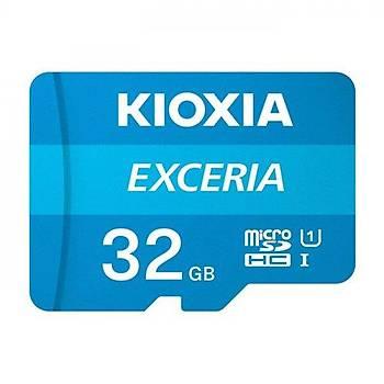 Kioxia LMEX1L032GG2 32 GB 100Mb/s Exceria microSD Hafýza Kartý