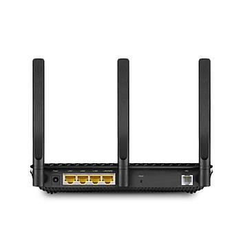 Tp-Link ARCHER VR2100 AC2100 2.4/5GHz 4 Port ADSL/VDSL 3 Antenli Modem Rouetr