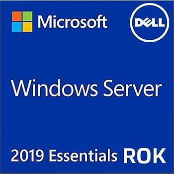 Dell W2K19ESN-ROK 2019 Essential Windows Server Sunucu Yazýlýmý