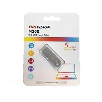 Hikvision HS-USB-M200/32G 32 GB USB 2.0 Meyal Kasa Usb Flash Bellek