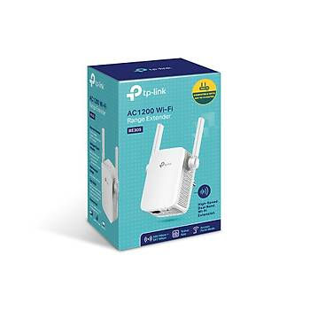 Tp-Link RE305 Ac 5.0 Ghz 867Mbps Wifi Menzil Geniþletici