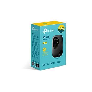 Tp-Link M7000 1 Port Micro USB 1 Port SIM Card Slot 4G Lite Mobile Access Point