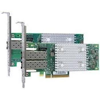Lenovo 01CV760 ThinkSystem Qlogic 2 Port 16 GB PCI FC HBA Kart