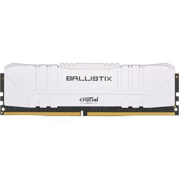Ballistix BL8G30C15U4W 8 GB DDR4 3000Mhz CL15 Beyaz Bilgisayar Bellek