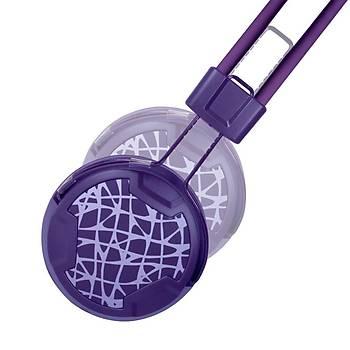 Arctic AR-ASHPH00015A P604 Kafabantlý Wireless Mor Mikrofonlu Kablosuz Kulaklýk