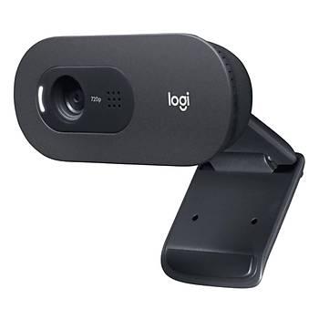 Logitech 960-001372 C505E 720p HD USb Mikrofonlu Webcam