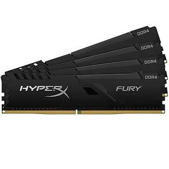 Kingston HX432C16FB3AK4/128 128 GB (4x32) DDR4 3200Mhz CL16 RGB HyperX Fury Bilgisayar Bellek