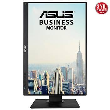 Asus BE24WQLB 24.1 inch 1920x1080 5ms VGA HDMI DP Çerçevesiz Pivot Monitör