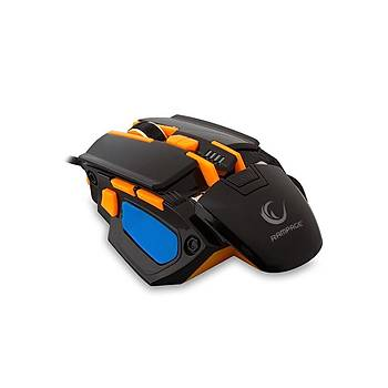 Rampage SMX-R4 Siyah USB 4000Dpi Makrolu Oyuncu Mouse