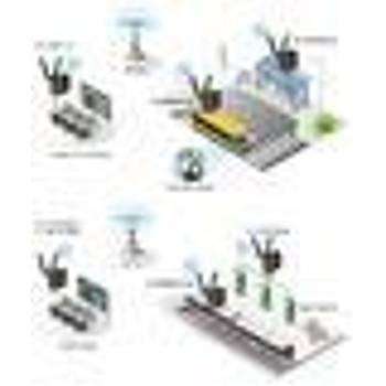 Planet PL-ICG-2420G-LTE 4 Port 100TX Endüstriyel 4G Lite Gateway Switch