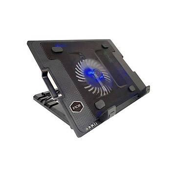 Inca INC-343FXS 13-17 inch 14cm Fanlý Ayarlanabilir USB Siyah Notebook Soðutucusu