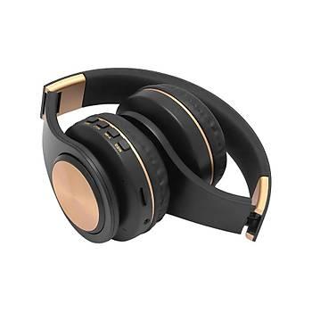 Frisby FHP-835BT Kulaküstü Siyah Bluetooth Mikrofonlu Kulaklýk