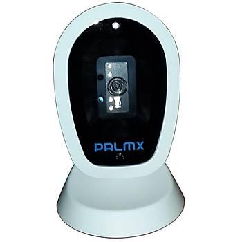 Palmx SC-7110 1D/2D USB Hýzlý Masaüstü Karekodlu Barkod Okuyucu