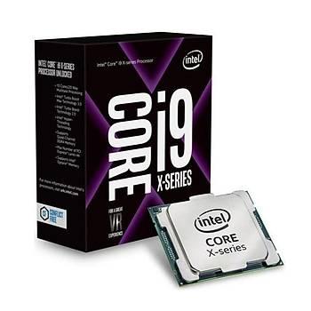 Intel BX8069510940X CI9 10940X 4.8Ghz Sc-2066 19,25 MB 14 Çekirdek VGAsýz 165W Intel Ýþlemci