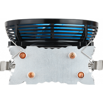 Aerocool AE-CC-VERKHO2D Verkho2 Dual 9cm Fanlý AMD/INTEL Ýþlemci Soðutucusu