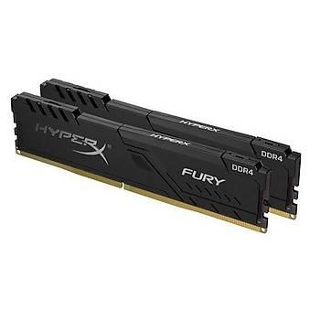 Kingston HX430C15FB3K4/64 64 GB (4x16) DDR4 3000Mhz CL15 HyperX Fury Bilgisayar Bellek