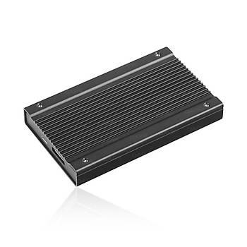 Dark DK-AC-DSEMSATA mSATA  to USB 3.0 2.5 inch Siyah Alüminyum SSD Disk Kutusu