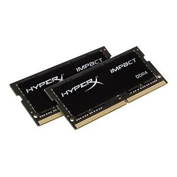 Kingston HX426S15IB2K2/32 32 GB (2x16) DDR4 2666Mhz CL15 HyperX Impact Notebook Bellek