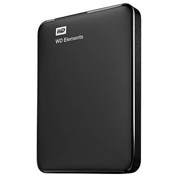 Western Digital WDBUZG0010BBK-WESN 1 TB Element 2.5 inch USB 3.0 Siyah Harici Harddisk