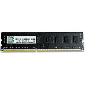G-Skill F3-10600CL9S-8GBNT 8 GB 1333Mhz CL9 DDR3 Bilgisayar Bellek