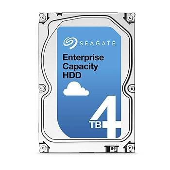 Seagate ST4000NM0035 4 TB 7200Rpm SATA 128Mb Enterprýse Cap. Harddisk