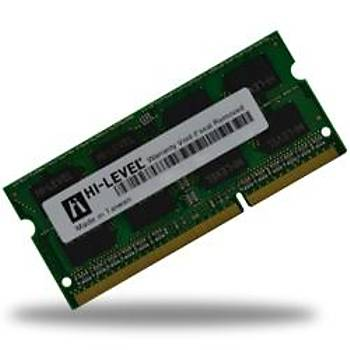 Hi-Level HLV-SOPC12800LW/8G 8 GB DDR3L 1600Mhz 1.35V Notebook Bellek