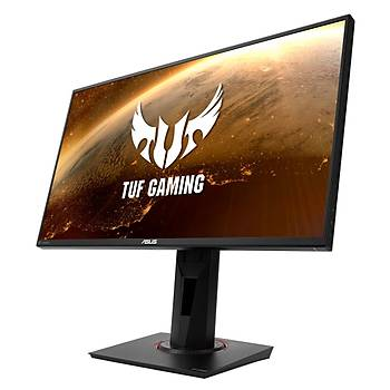 Asus VG259QR Tuf Gaming 24.5 inch 1920x1080 1ms 165Hz HDMI DP Gaming Monitör