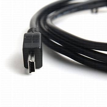 Dark DK-CB-USB2MINIL150 1.5 Mt USB 2.0 to mini USB Erkek-Erkek  Þarj Kablosu