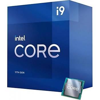 Intel BX8070811900 CI9 11900 2.5Ghz Sc-1200 16MB 8 Çekirdekli VGAlý 65W Intel Ýþlemci