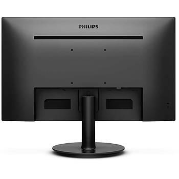 Philips 221V8/01 21.5 inch 1920x1080 4ms VGA HDMI Siyah Monit鰎