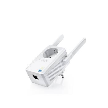 Tp-Link TL-Wa860Re 300Mbps Ec Soketli Enrensel Menzil Geniþletici